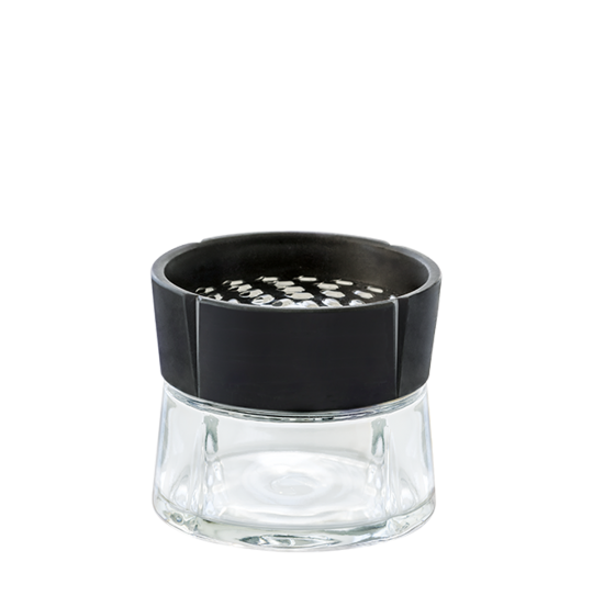 GC Rivejern 25 cl sort/stål