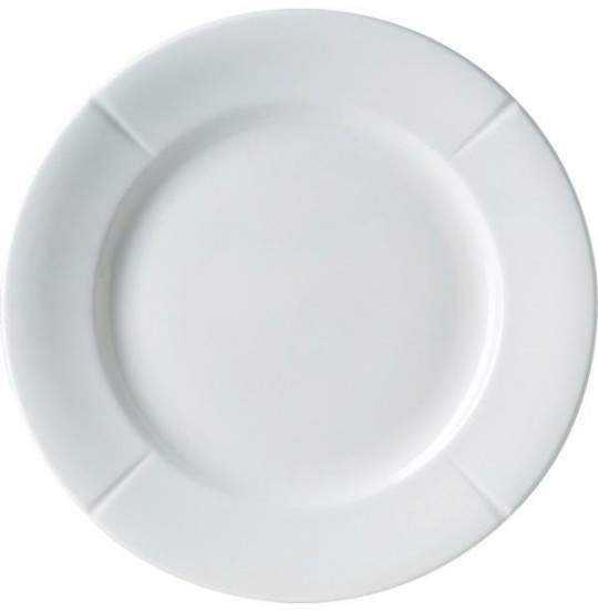 GC Tallerken Ø27 cm hvid