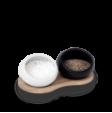 RO Salt- og peberkar H6,5 hvid