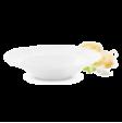 GC Soft Pastatallerken Ø25 cm hvid