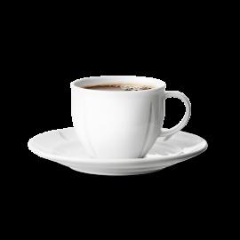 GC Soft Kaffekop m. underkop 28 cl hvid