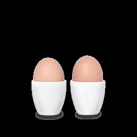 GC Æggebæger Ø5,5 cm hvid 2 stk.