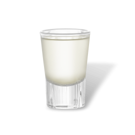 GC Snapseglas 4,0 cl klar 6 stk.
