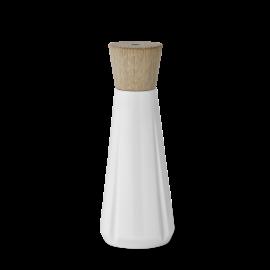 Peberkværn Hvid og egetræ, 19 cm
