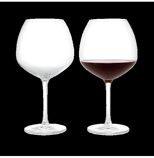 Premium Rødvinsglas 93 cl klar 2 stk.