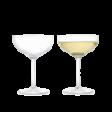 Premium Champagneskål, 2 stk