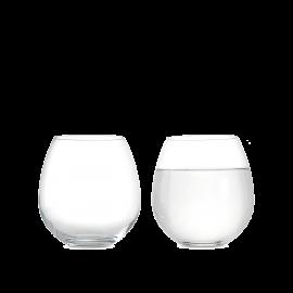 Premium Vandglas 52 cl klar 2 stk.