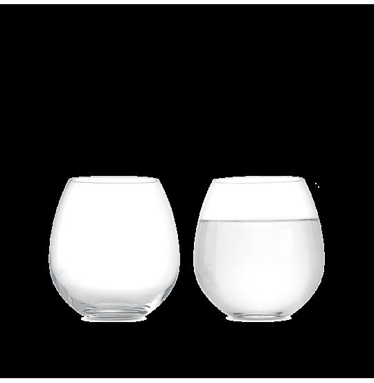 Premium Vandglas, 2 stk., 52 cl