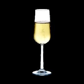 GC Champagneglas 2 stk.