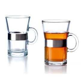 GC Hot drink glas 24 cl klar 2 stk.