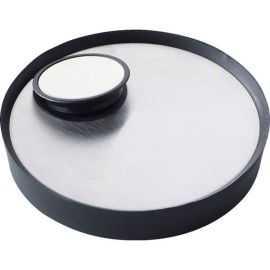 GC Låg til vandkaraffel Ø8,5 sort/stål