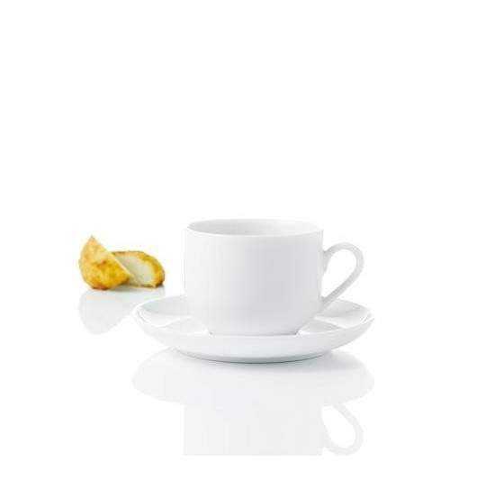 Atelier Kaffekop 18 cl 4 stk hvid