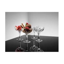 Harvey Champagneskål 4 stk. 25 cl