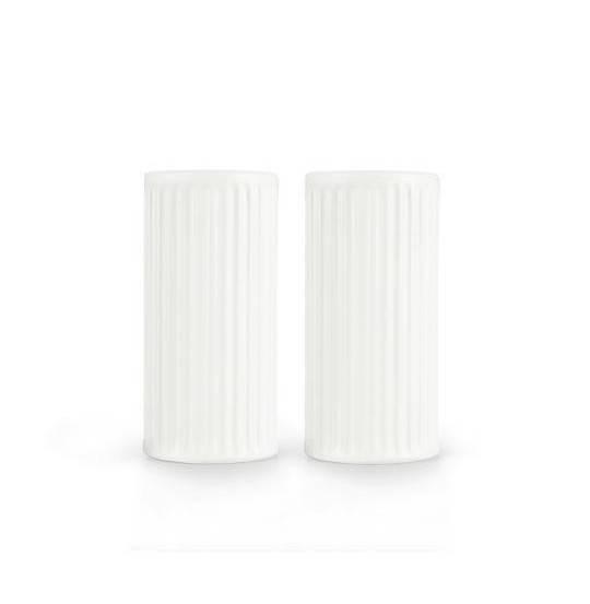 Groovy Salt/Peber sæt hvid