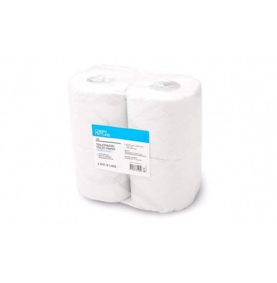 Toiletpapir Soft 4 rl/pk.
