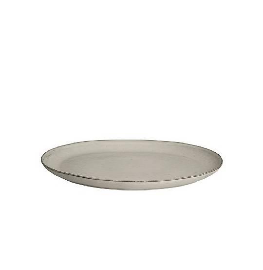 Nordic Sand Fad oval 26,5x35,5 cm