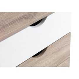 SKUFFESEKTION ABBETVED HVID/EG