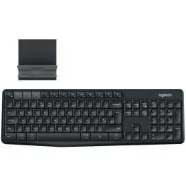 Logitech K375s trådløst tastatur inkl stand