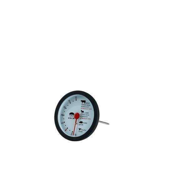 HOLM Stegetermometer stål