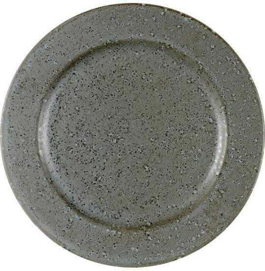 BITZ Desserttallerken D22 cm grå