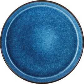 Bitz Gastro tallerken mørkeblå 27 cm