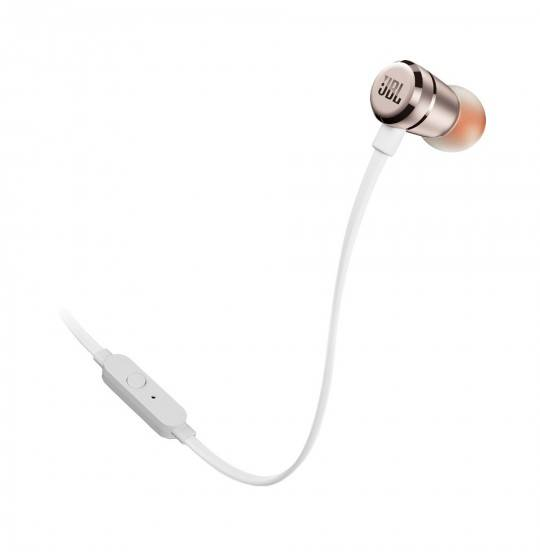 JBL in-ear T290-champagne