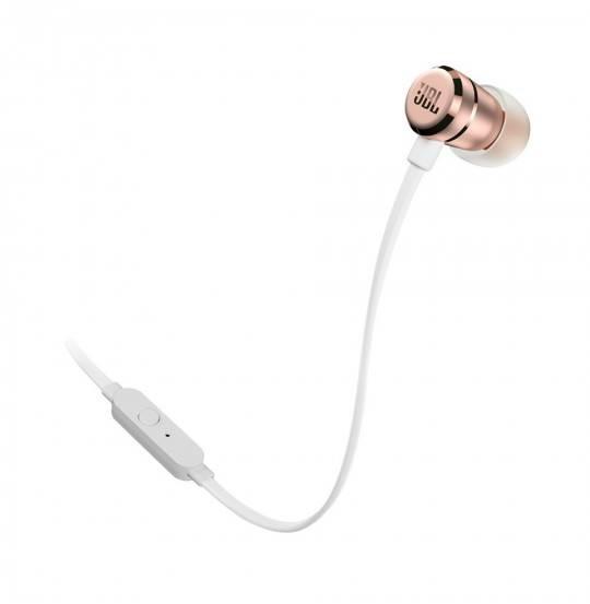 JBL in-ear T290-rosaguld