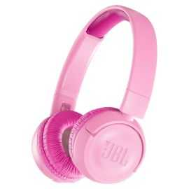 JBL Jr. 300BT on-ear hovedtlf. pink
