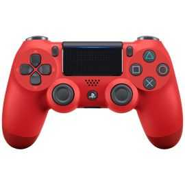 New Sony Dualshock 4 Controller v2 - Red