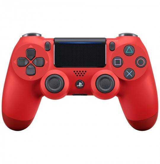 PS4 Controller DualShock 4 v2 - Red