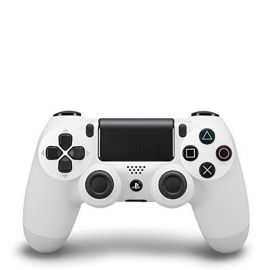 PS4: Dualshock 4 Controller - White