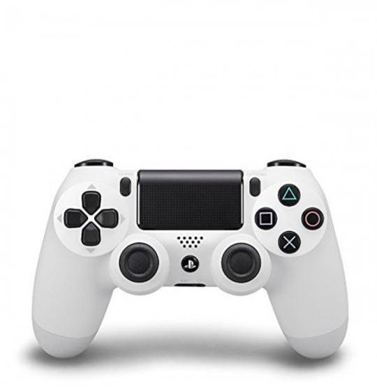 PS4: Dualshock 4 Controller - White