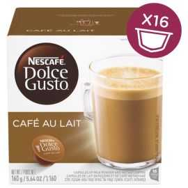 Nescafè Cafe au Lait DolceG kapsler