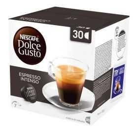 Nescafè Dolce Gusto kapsler - Espresso Intenso