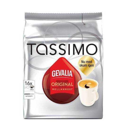 Tassimo Original kapsler