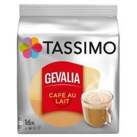 Tassimo Gevalia Café au Lait kapsler