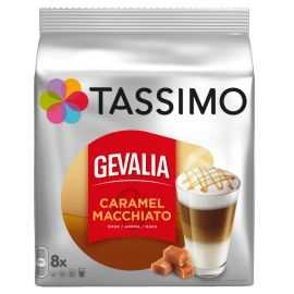 Tassimo Gevalia Caramel Macchiato