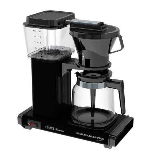 Moccamaster kaffemaskine sort HB741AOB