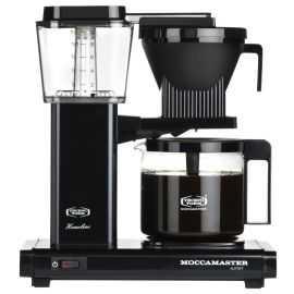 Moccamaster kaffemaskine - sort