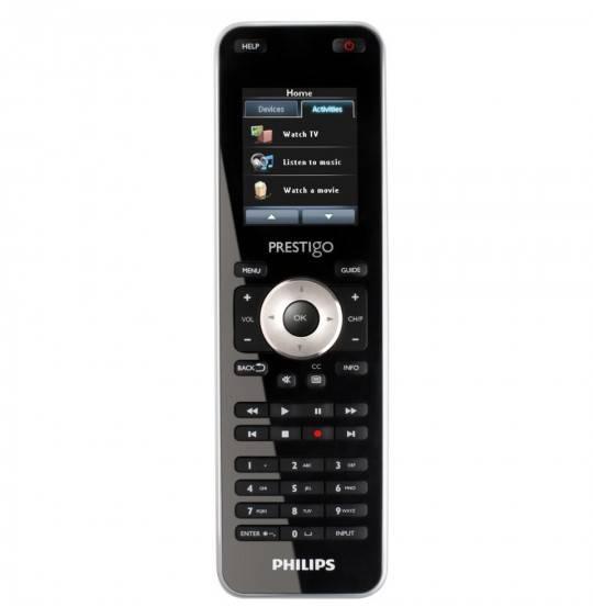 Philips universal fjernbetjening