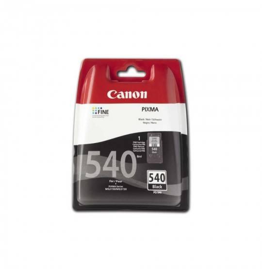 Canon PG-540 Sort