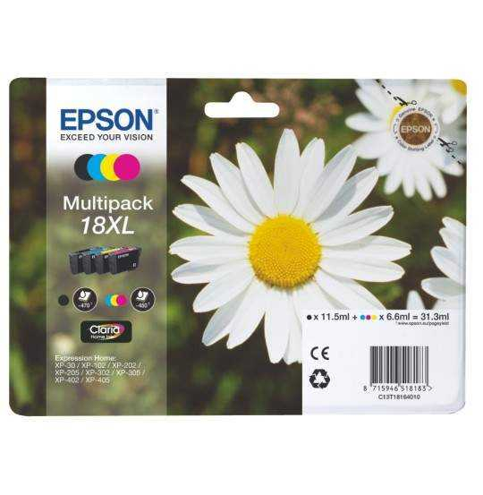 Epson 18XL Multipack blækpatro