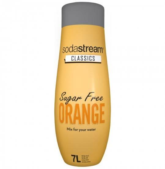 Classics Orange Sugar Free 440