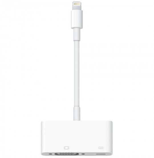 Apple Lightning til VGA Adapter M