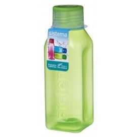 Square Bottle firkantet 475 ml