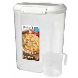 Bake It beholder m/målebæger 3,25L