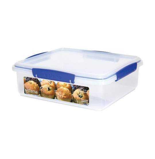 Opbevaringsboks 3,5L til kager