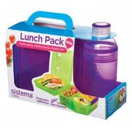 Lunch Pack lilla