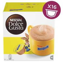 Nescafe Nesquick DolceG Kapsler