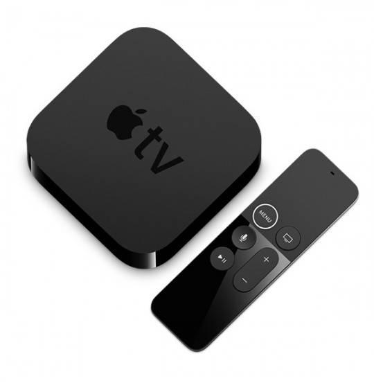 Apple TV 4K 32GB (2017) APPLEMQD22KKA